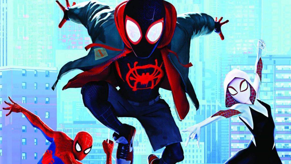 Spider-Man: Un nuovo universo - migliori film di animazione
