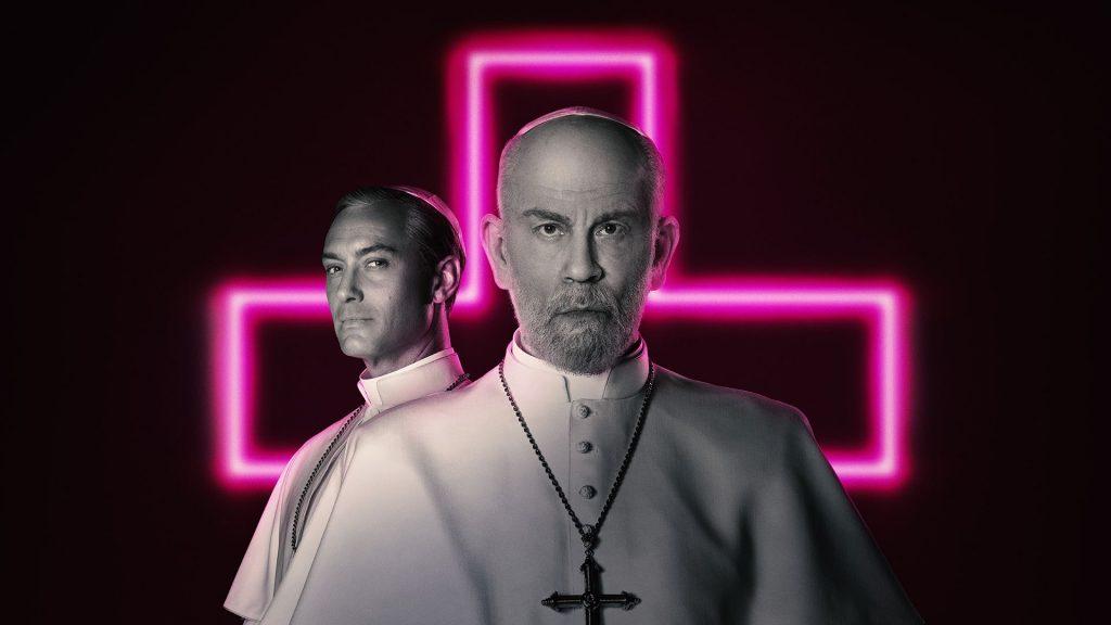The New Pope serie TV da vedere NOW TV e Sky on demand
