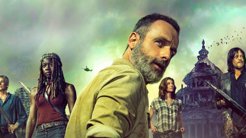 The Walking Dead serie TV da vedere NOW TV e Sky on demand
