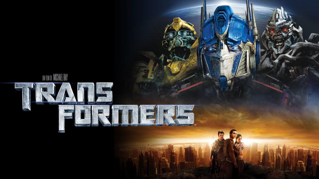 migliori film di fantascienza - Transformers