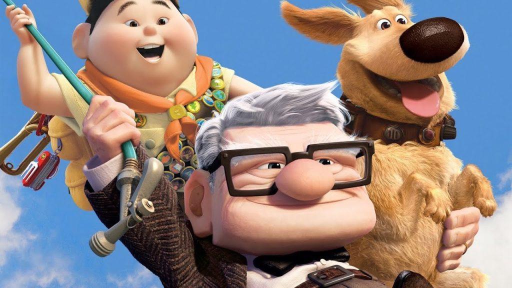 Up - migliori film di animazione