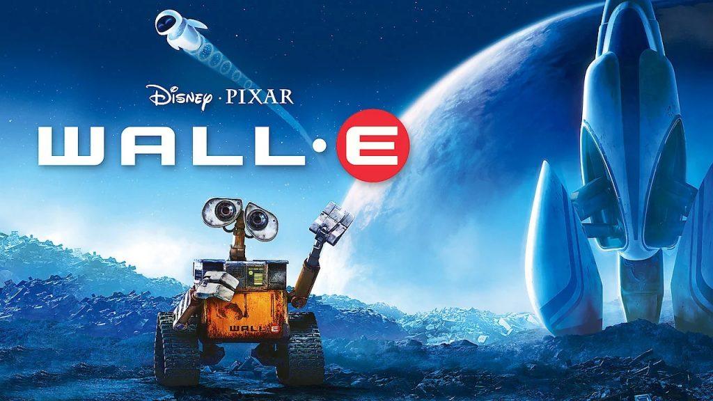 Wall-E - migliori film di animazione