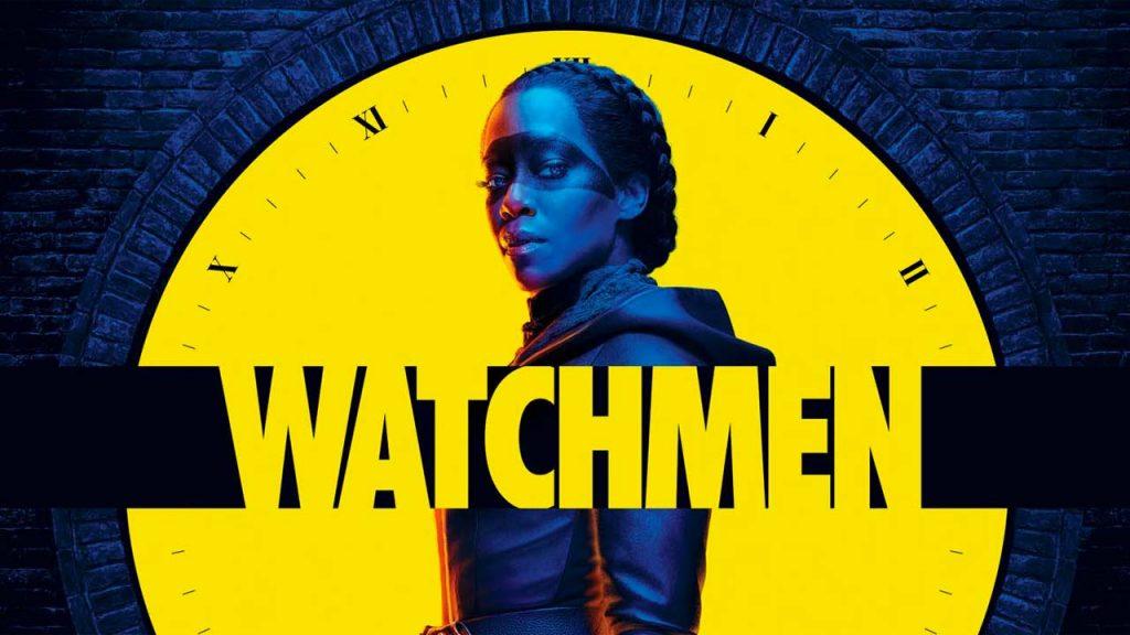 Watchmen serie TV da vedere NOW TV e Sky on demand