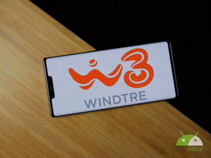 WINDTRE offerte logo