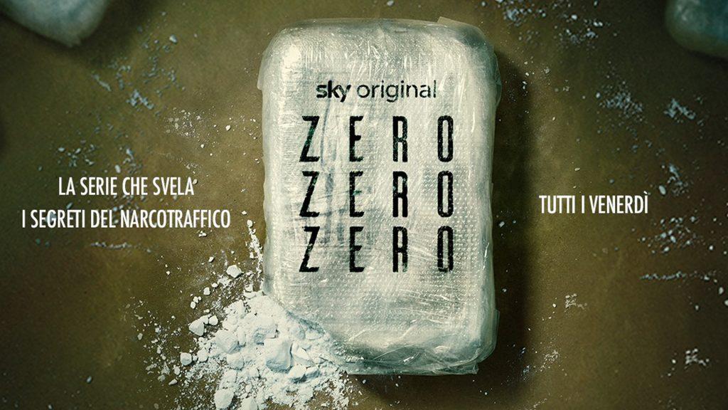ZeroZeroZero serie TV da vedere NOW TV e Sky on demand