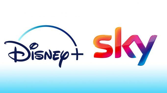 Disney plus Sky