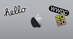 Apple WWDC 2020 Coronavirus