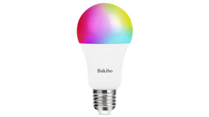 bakibo lampadina wi-fi offerta amazon marzo