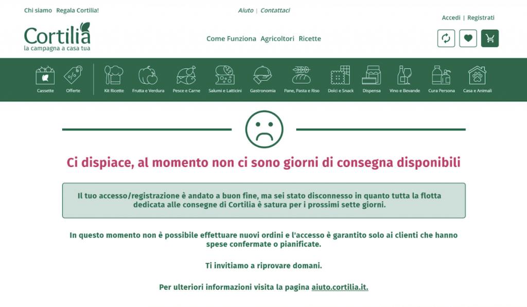 Spesa online impossibile a Milano e non solo, la situazione aggiornata e consigli 4