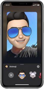 Animoji e Memoji su FaceTime