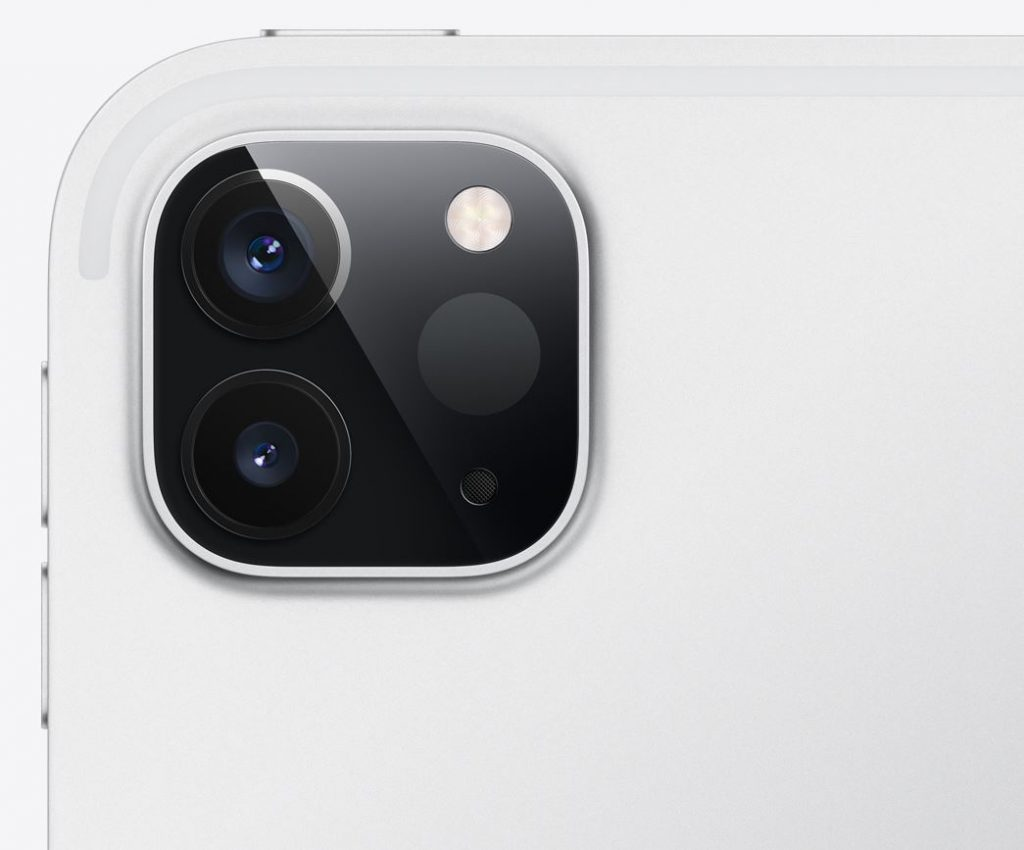 fotocamera ipad pro 2020