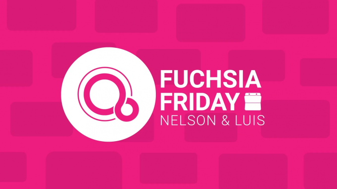 Fuchsia Nelson Luis Made by Google 2020