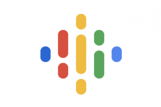 Logo Google Podcasts