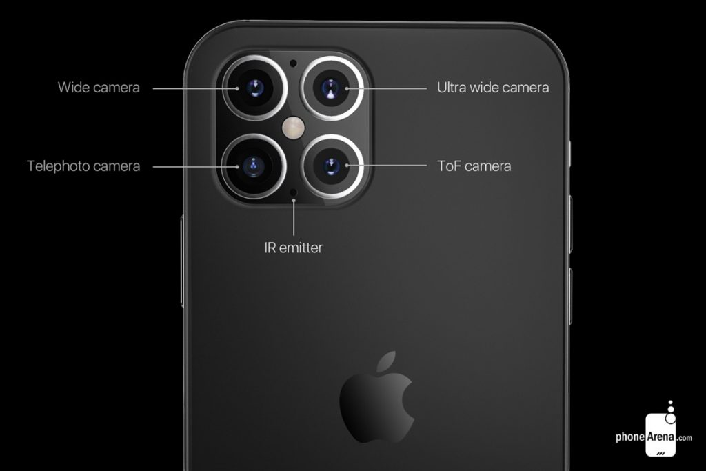 iPhone 12 Pro fotocamere