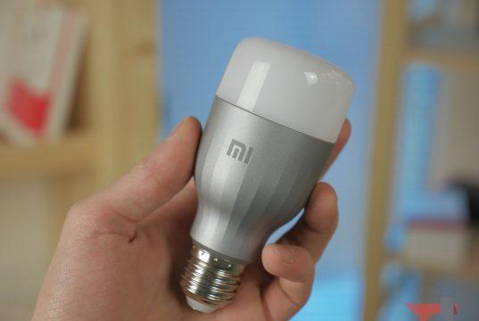 lampadina smart
