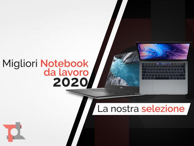guida miglior notebook da lavoro