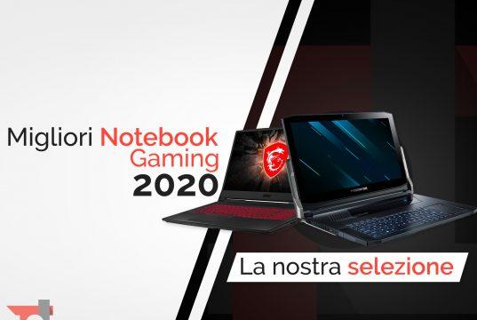 guida migliori notebook gaming