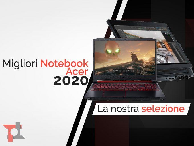 guida migliori notebook acer