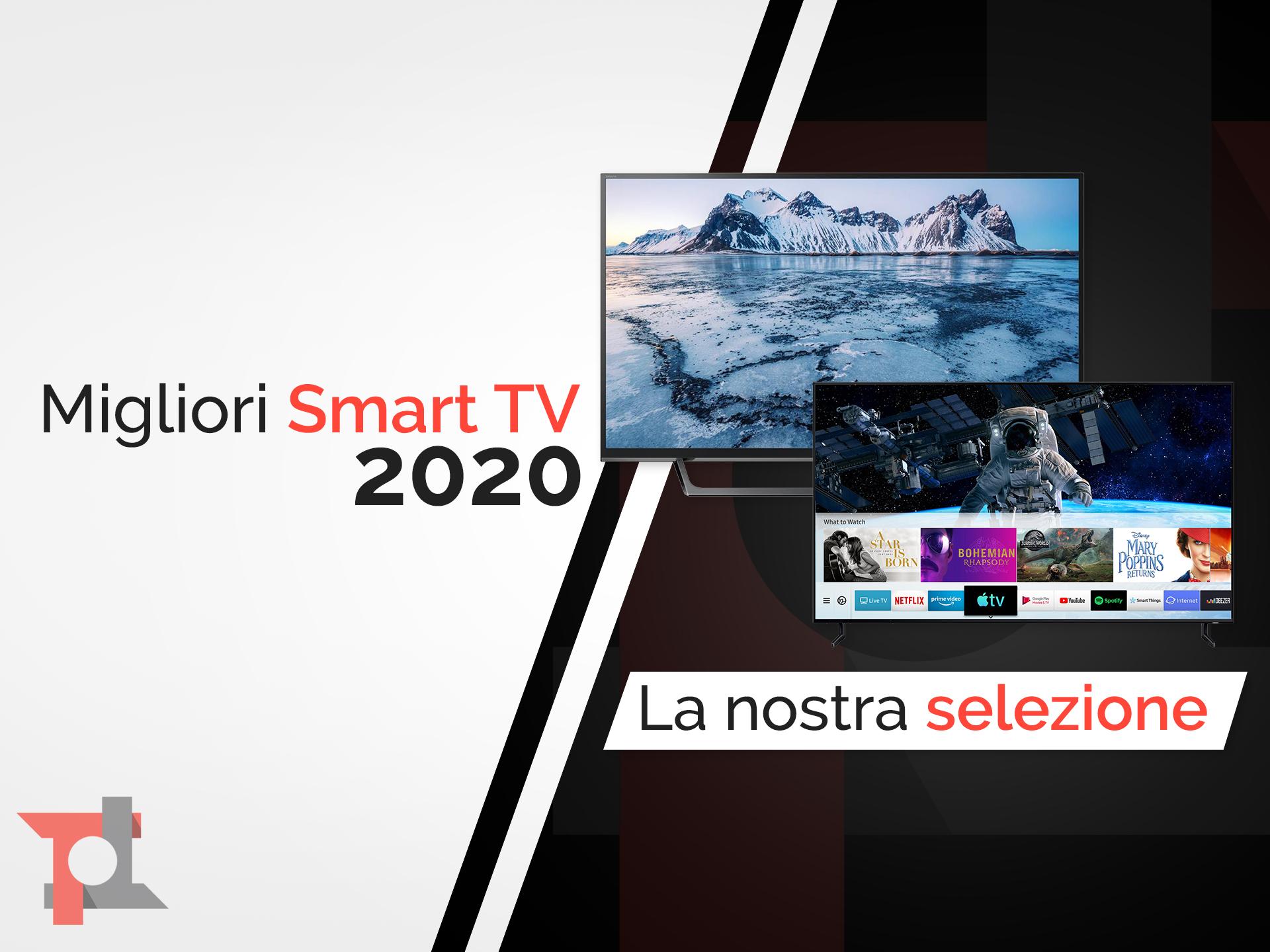 guida migliori smart tv