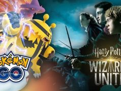 Pokemon Go Harry Potter