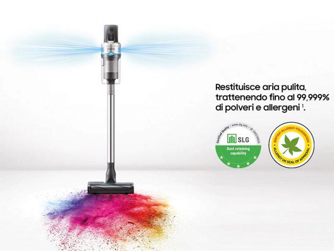 samsung powerstick jet light promozione marzo 2020
