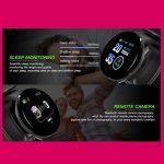 Costa meno di 10 euro questo smartwatch, con rilevamento del battito cardiaco 2