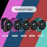 Costa meno di 10 euro questo smartwatch, con rilevamento del battito cardiaco 5