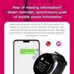 Costa meno di 10 euro questo smartwatch, con rilevamento del battito cardiaco 7