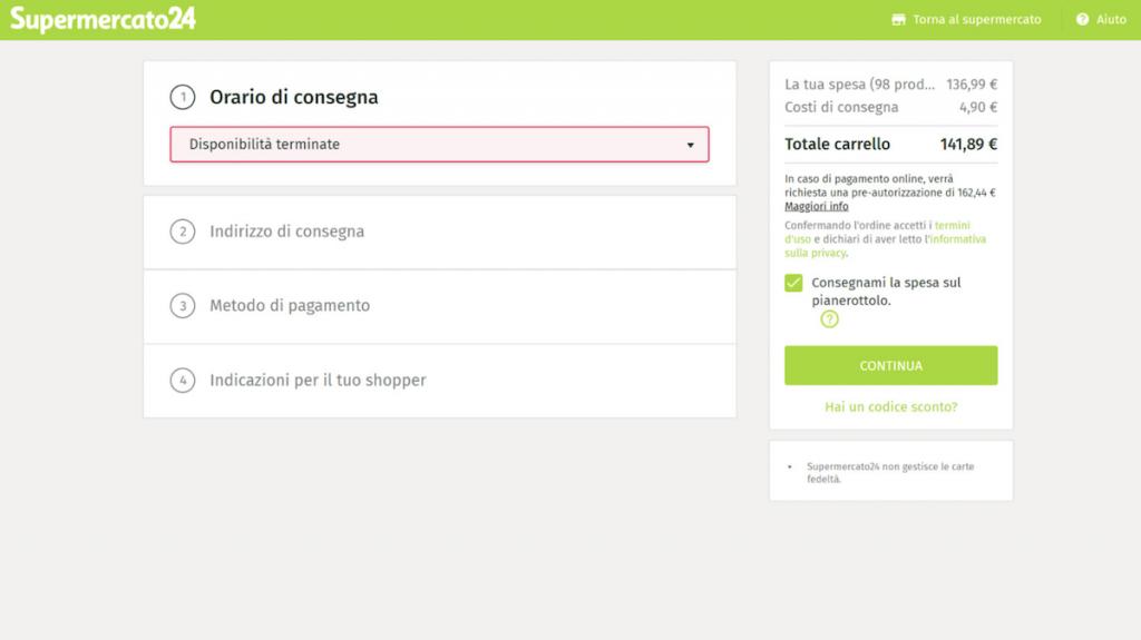 Spesa online impossibile a Milano e non solo, la situazione aggiornata e consigli 7