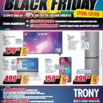 volantino Black Friday Spring Edition Trony