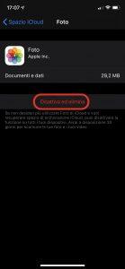 Come eliminare foto su iCloud da iPhone