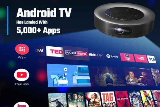 Anker Nebula Cosmos Android TV