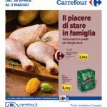 Carrefour volantino aprile maggio 2020