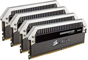 Corsair Dominator Platinum RAM 16 GB (4 x 16) DDR4