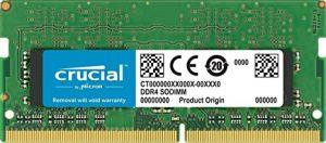 Crucial RAM 4 GB DDR4 sodimm
