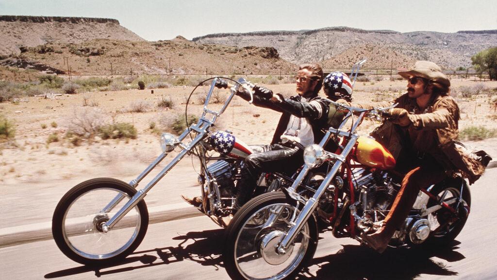Easy Rider - novità Netflix maggio 2020