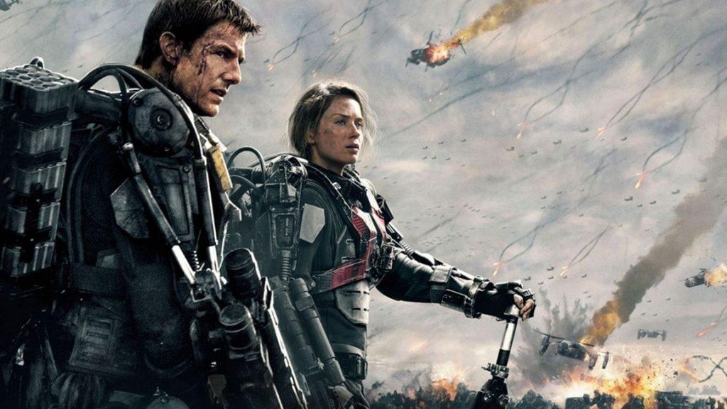 Edge of Tomorrow - migliori film di azione