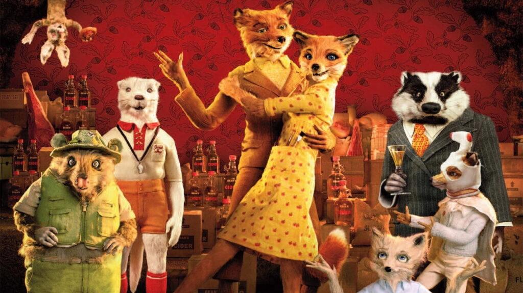 Fantastic Mr. Fox - novità disney+ maggio 2020