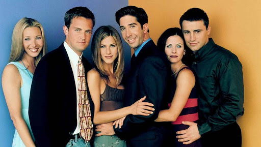 Friends - migliori serie TV Netflix