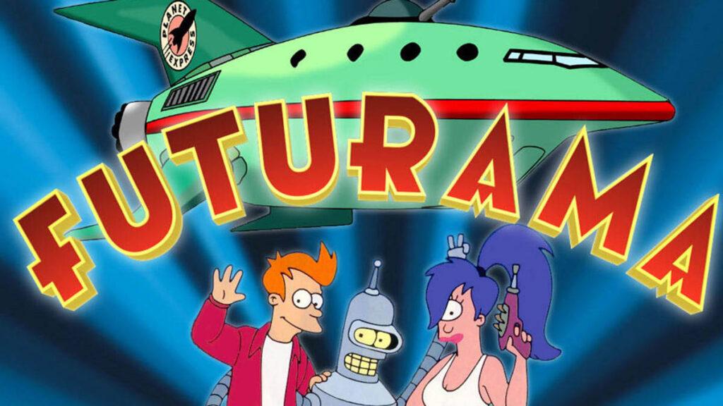 Futurama - novità amazon prime video maggio 2020