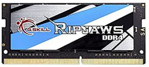 G.Skill Ripjaws RAM 8 GB DDR4 sodimm