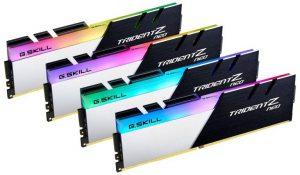 G.Skill Trident Z RGB RAM 16 GB (4 x 16) DDR4