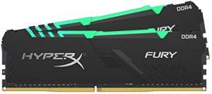 HyperX Fury RAM 32 GB (2 x 16) DDR4