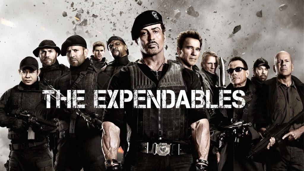 I mercenari - The Expendables - migliori film di azione