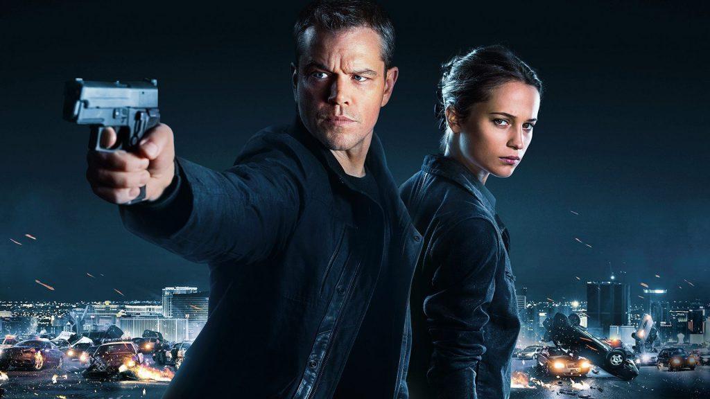 Jason Bourne - migliori film di azione
