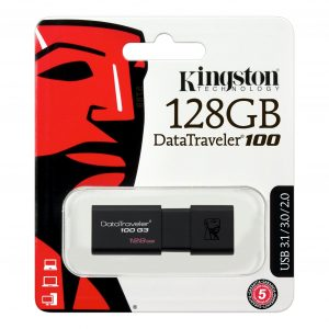 Kingston DataTraveler 128 GB USB 3.0