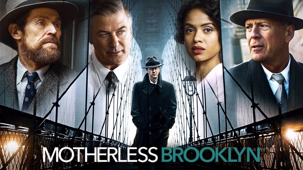 Motherless Brooklin - novità Infinity TV maggio 2020