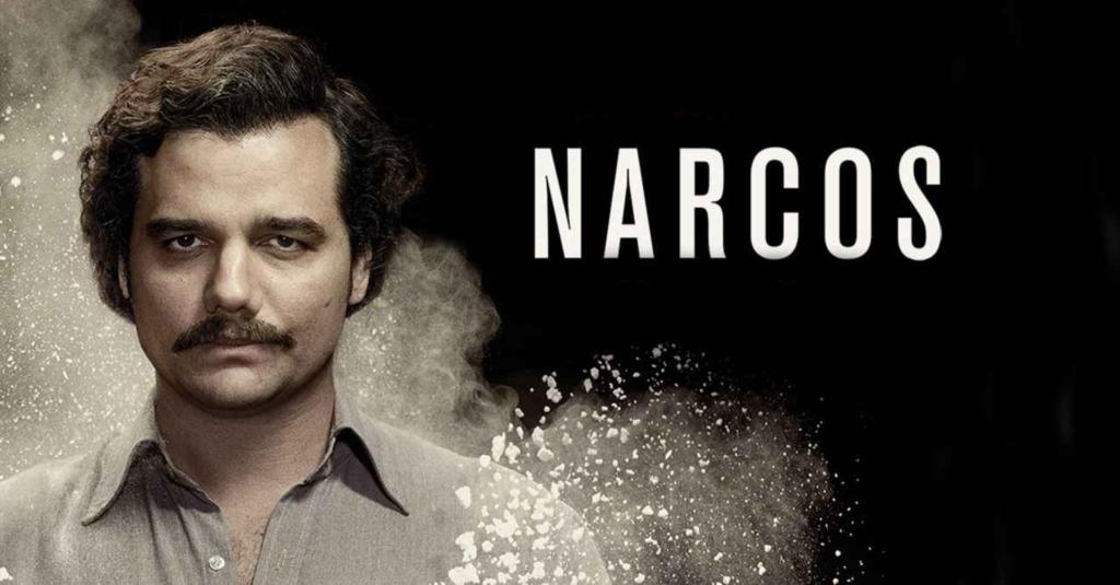 Narcos - migliori serie TV Netflix