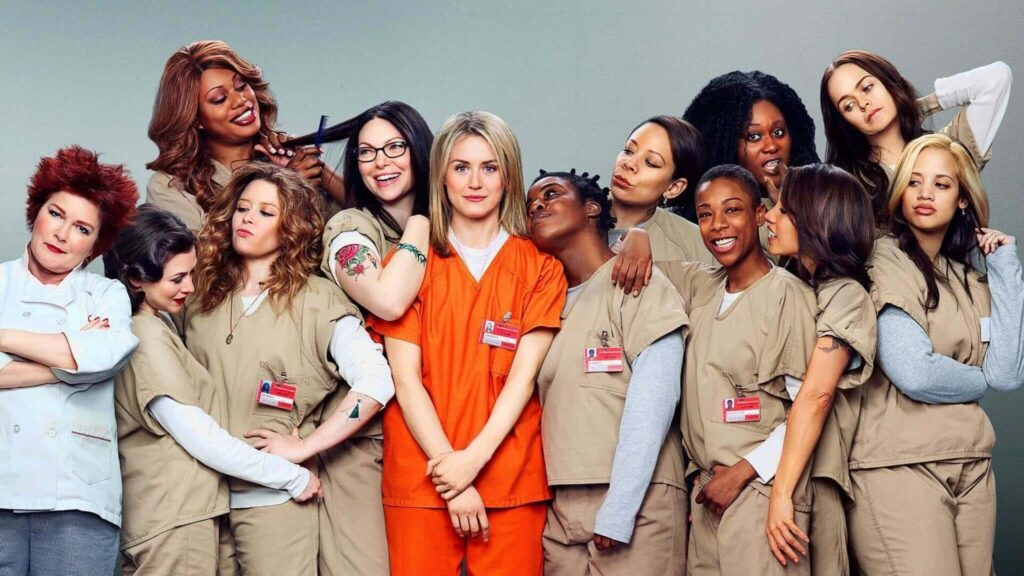 Orange is the New Black - migliori serie TV Netflix