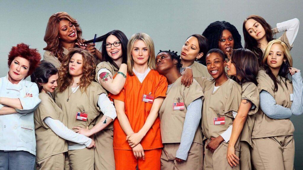Orange is the New Black - migliori serie TV Netflix